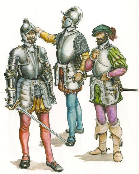 Castelnuovo 1539. La heroica resistencia de un Tercio español. LOS+TERCIOS+-MEDITERRANEO0006