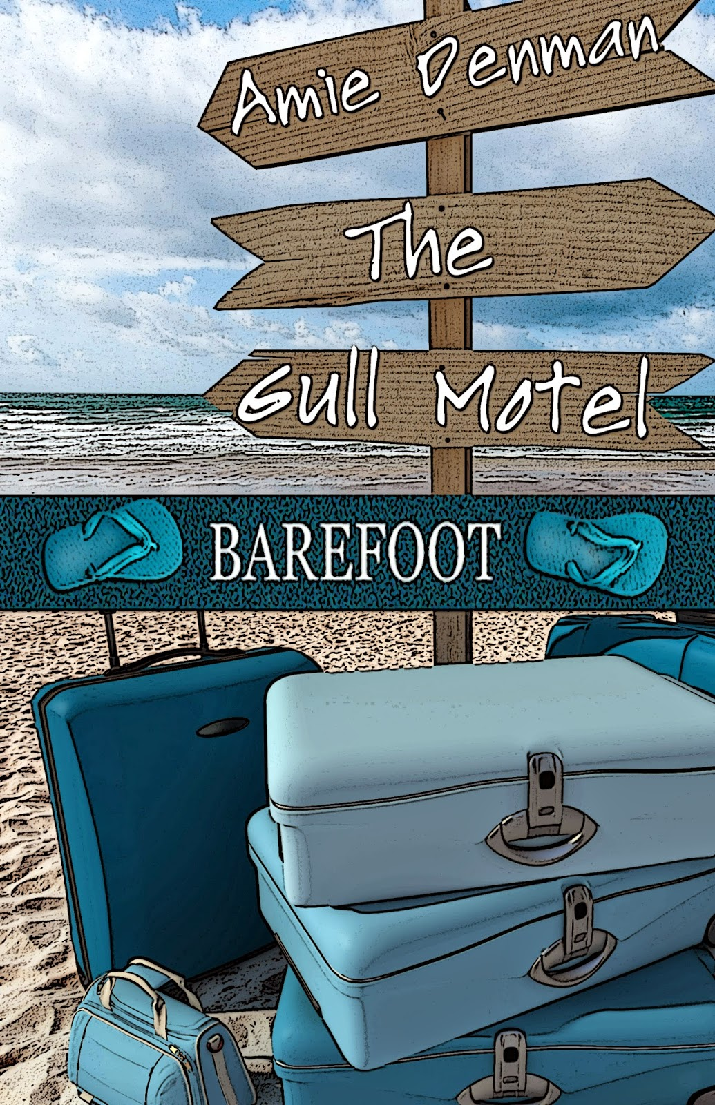 The Gull Motel by Amie Denman - Guest post @ My Book and My Coffee