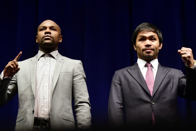 Floyd Mayweather, Manny Pacquiao agree to USADA drug testing ahead of megabout