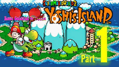 Yoshi's Island was released on Super Nintendo in North America on October 4, 1995