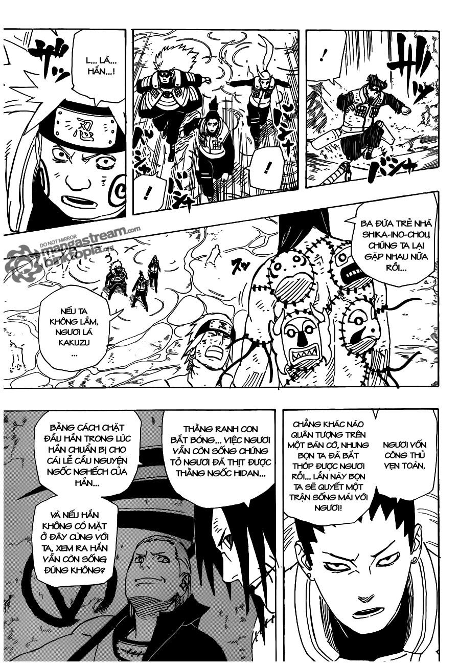 Naruto chap 530 Trang 3 - Mangak.info