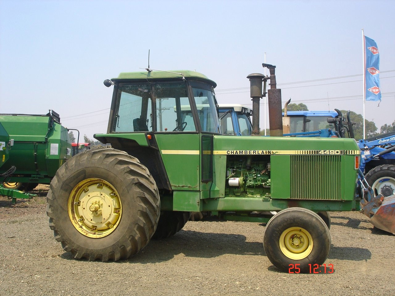 All About Tractors Foreign Friday Chamberlain 4490
