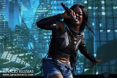 [Crónica] Future Music Festival. Azealia Banks