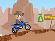Cowboyul Motociclist