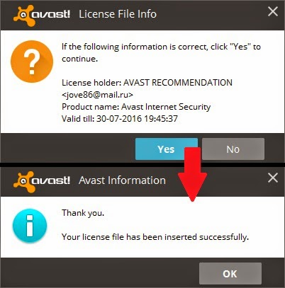 Crack Avast Internet Security 2015