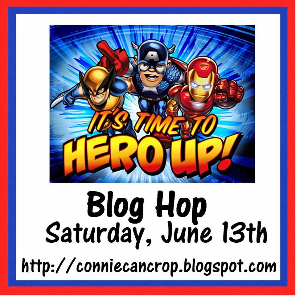 Hero Up Blog Hop