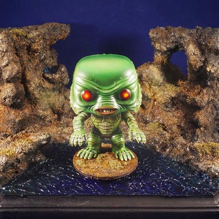 Funko Pop! Custom Creature of the Black Lagoon