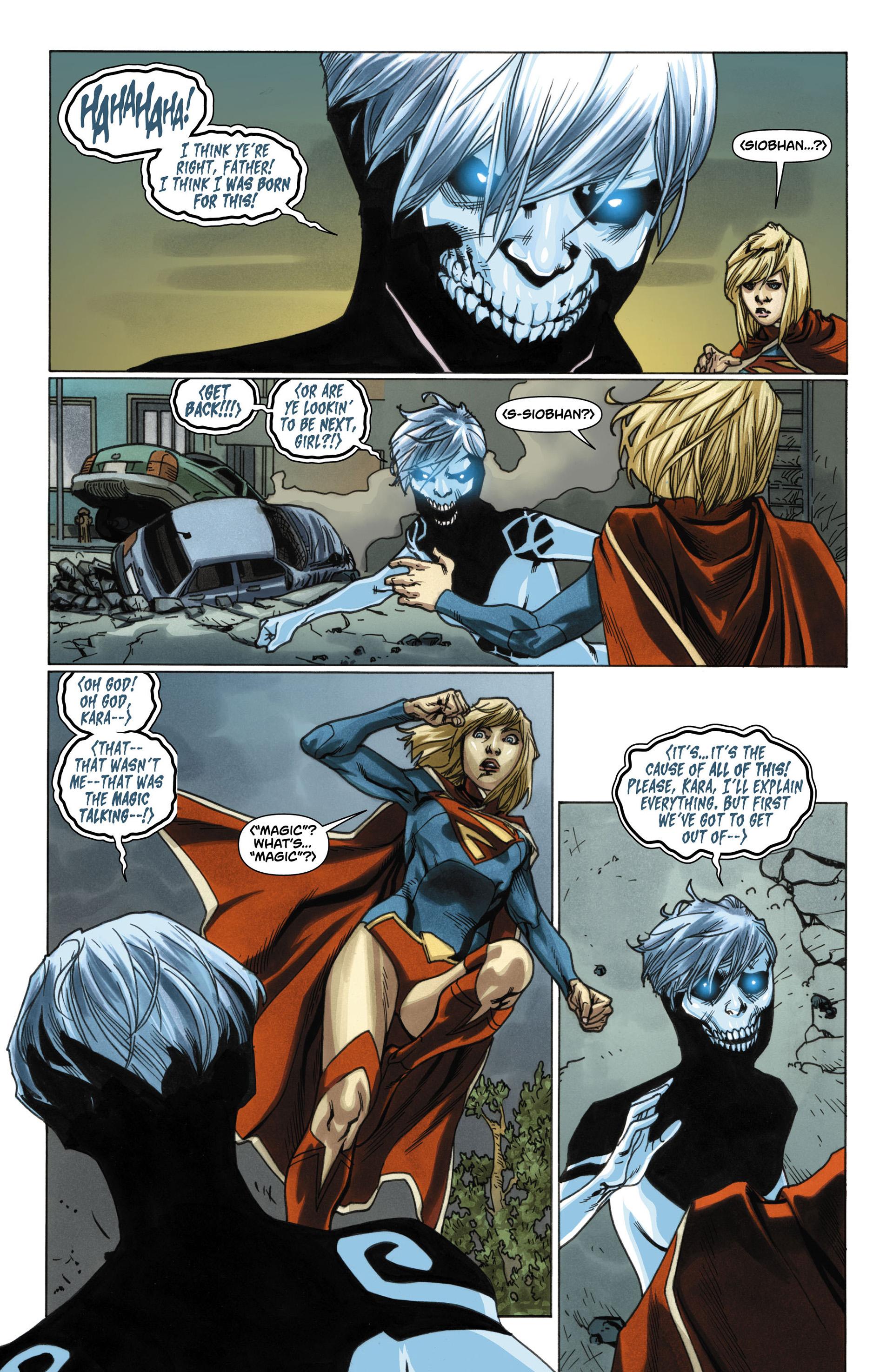 Supergirl (2011) Issue #9 #11 - English 13