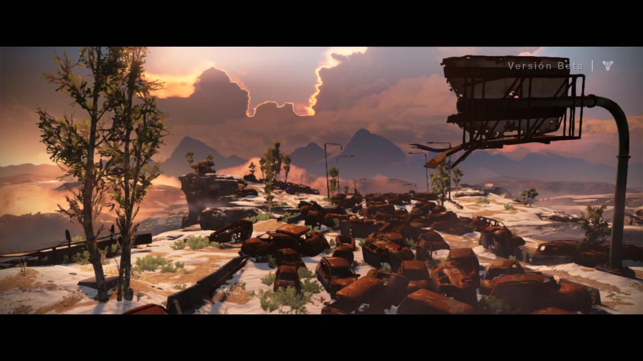 Destiny Beta : PS4 Vs. PS3 Graphic Comparison