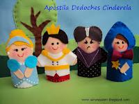 Apostila Dedoches Cinderela