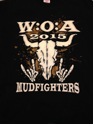 Wacken Open Air Mudfighters T-Shirt