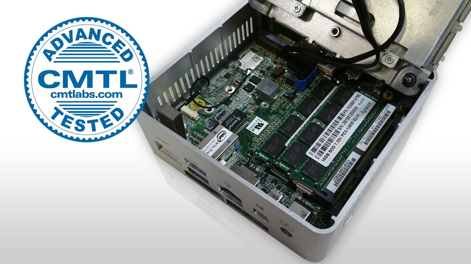 Apacer 16GB DDR3L 1600 SODIMM