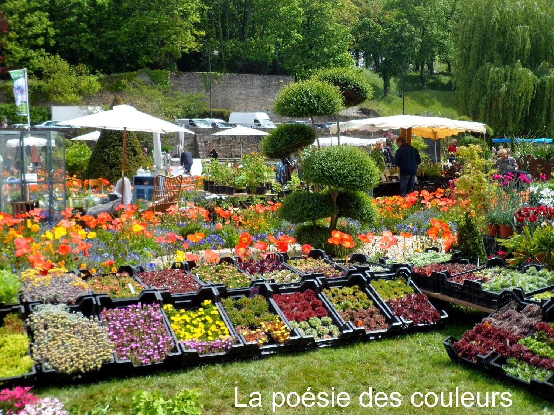 La po sie des couleurs vannes cot jardin for Cote jardin vannes 2015