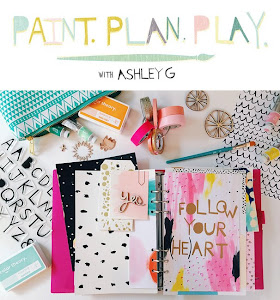 Art Journaling Class w/ Ashley Goldberg