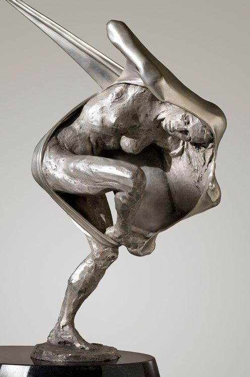 Paige Bradley - American sculptor
