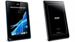 Spesifikasi Acer Iconia Tab B1-A71 | Harga Acer Iconia Tab B1-A71 | Kelebihan Acer Iconia Tab B1-A71