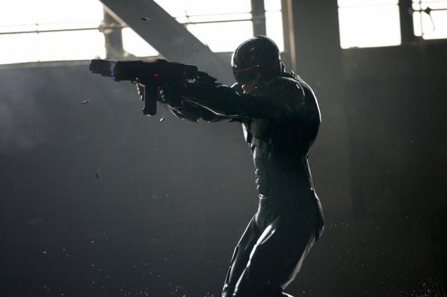 Hình ảnh phim Cảnh Sát Người Máy 4