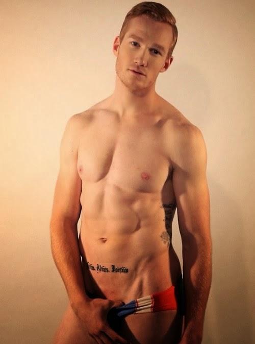 Greg Rutherford bulge