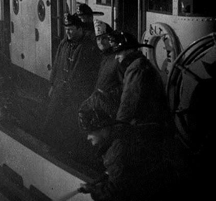 The LAFD in The Maltese Falcon (1941)