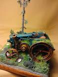 """Super Landini Tractor"" Esc 1/43"