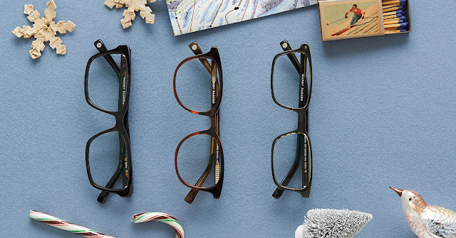 New! Warby Parker Winter Collection 2013