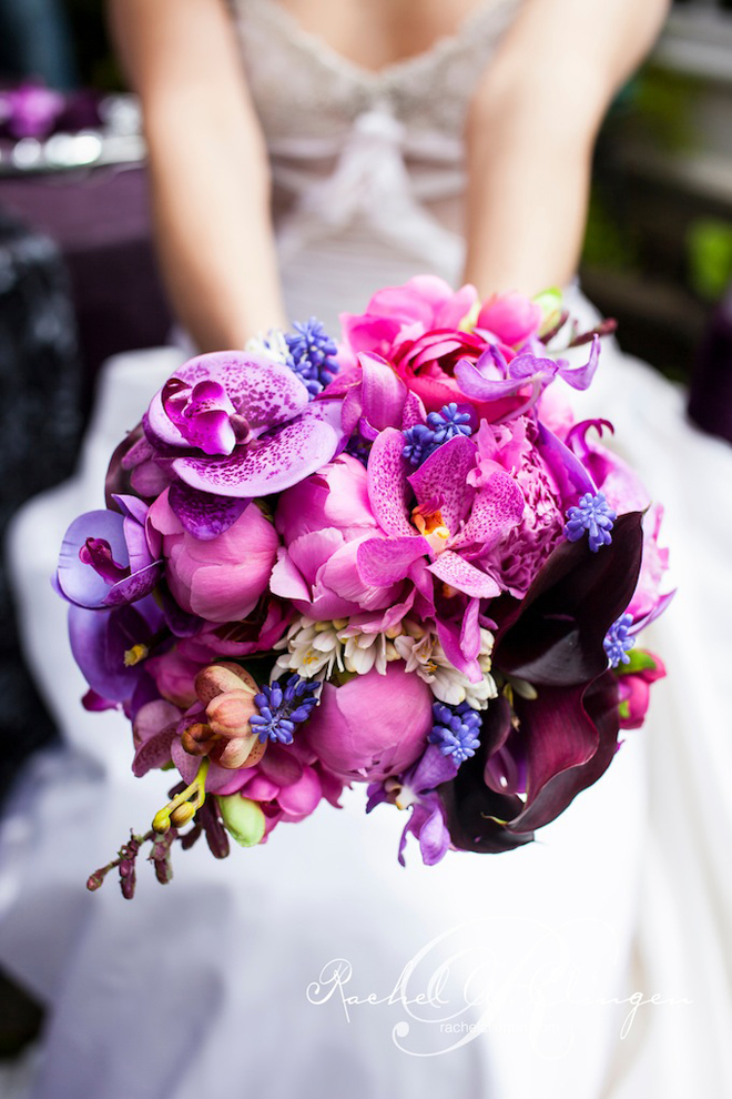 25 Stunning Wedding Bouquets - Part 8 - Belle the Magazine . The