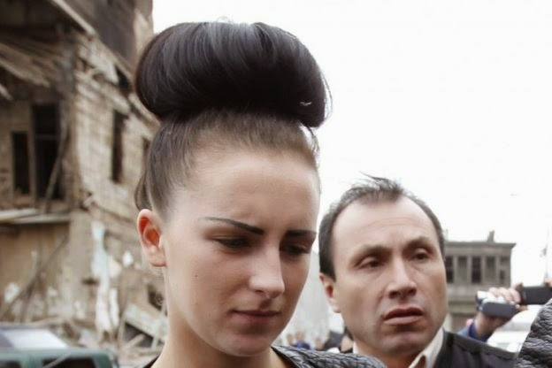 cabelo irlandesas