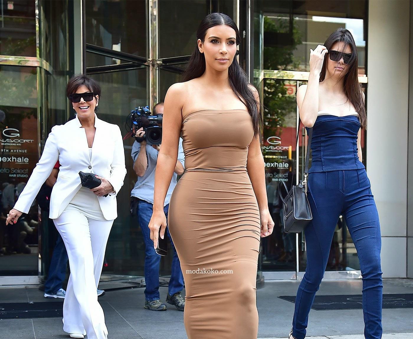 Kim Kardashian Kalça Egzersizi