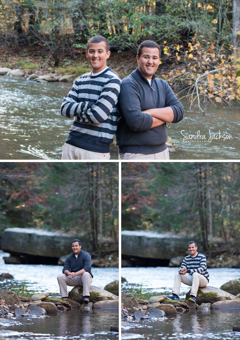 Aven & Jaren AC Valley Senior Parker PA Sandra Jackson Photography