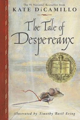 "Book Bunch Reads ""The Tale of Despereaux"" for their August 20th Meeting"