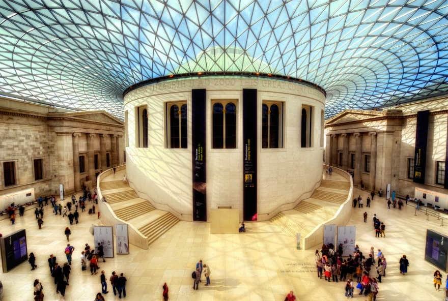 the development of museums ielts