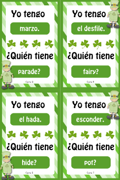 Flapjack Educational Resources St Patrick S Day Freebies