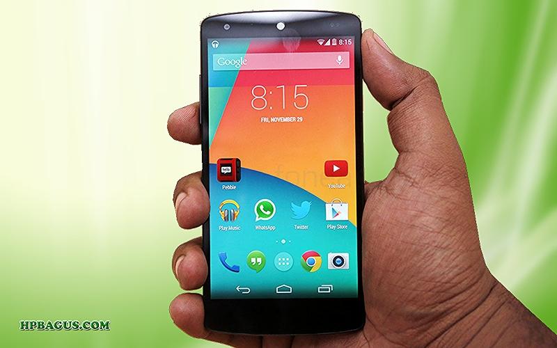 Spesifikasi LG Nexus 5X Android