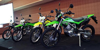 Specifications And Price Kawasaki KLX 150 Latest 2017