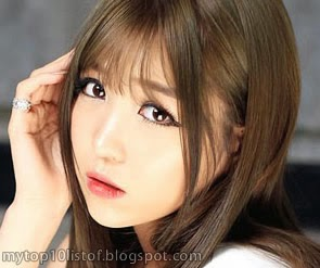 Top 10 Hot and Sexy Photos of Beautiful Lee Eun-hye