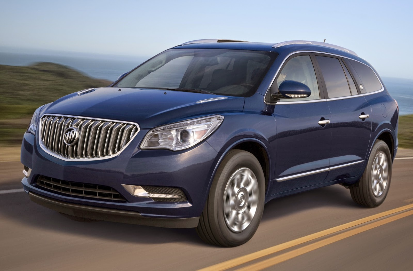Three Buick Vehicles Receive KBB Five Year Cost to Own Awards