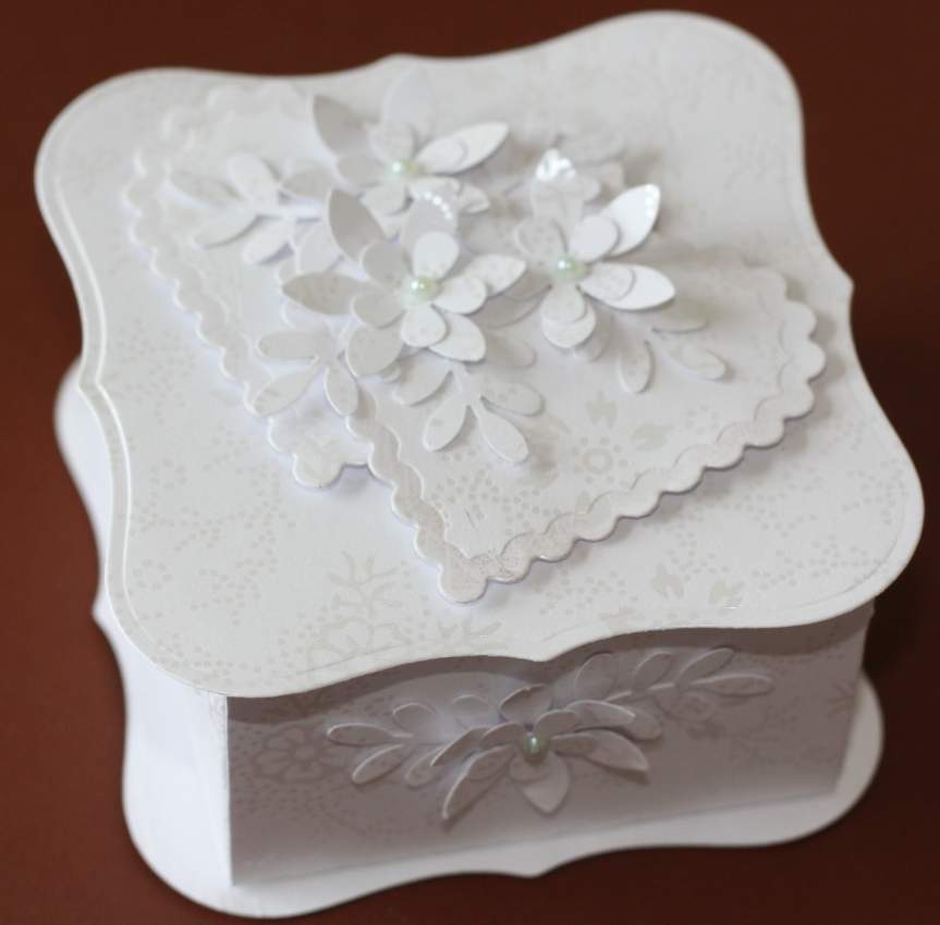 creations by saz wedding favor box