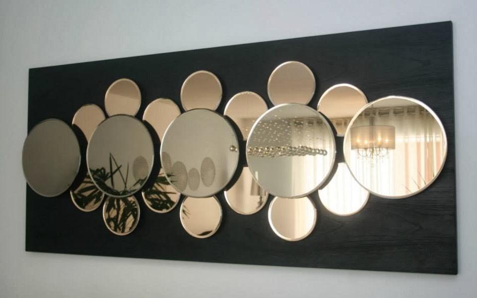 Kaviart espejos decorativos a pedido for Espejos circulares decorativos