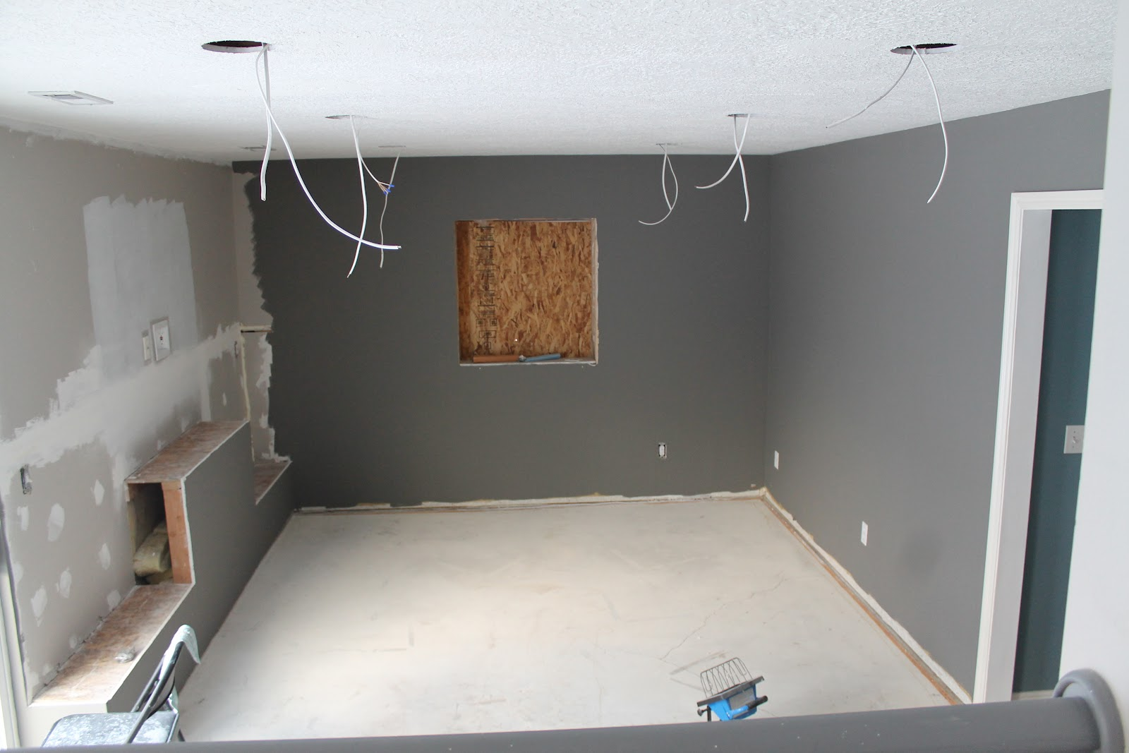 The Great Do Your Own Recessed Lighting Post Chris Loves Julia Conduit Installation Also Running Romex In Furthermore Wiring Actually Lights Took Less Than An Hour I Filmed Giving You Complete Rundown On How To