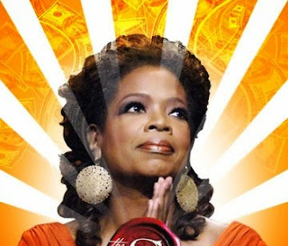 Oprah Winfrey's teaching New Age Meditation to Churches