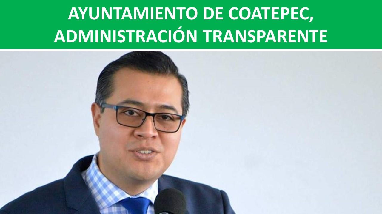ADMINISTRACIÓN TRANSPARENTE