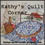 Kathy's Quilting corner