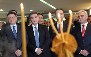 Ντροπή: Εγκαίνια χωρίς τον Πρωθυπουργό