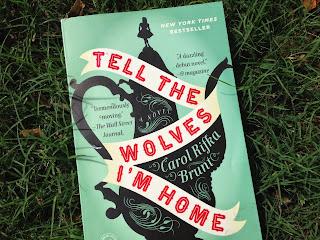 Tell the Wolves I'm Home – Carol Rifka Brunt
