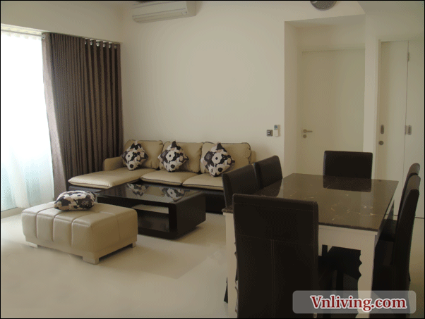 The Estella apartment for rent 2 bedrooms Saigon River view