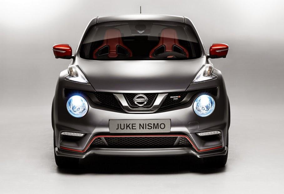 Novo Nissan Juke Nismo RS