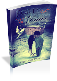 Book Cover: Forty Days by Stephanie Parent