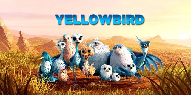 Hình ảnh phim Chú Chim Vàng
