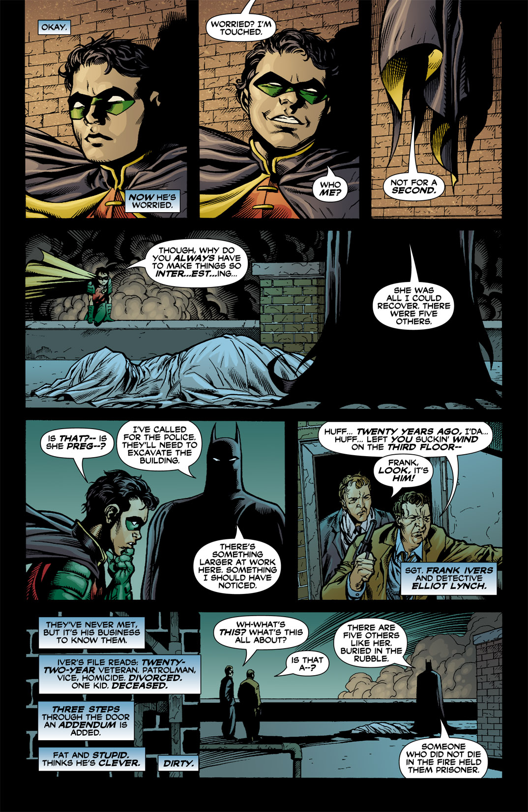Detective Comics (1937) Issue #802 Page 12