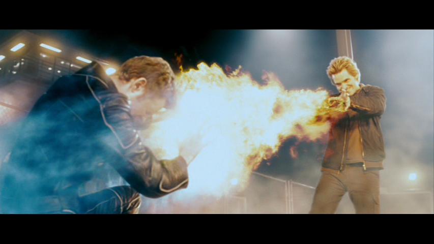X Men Iceman Vs Pyro Life Between Frames: W...